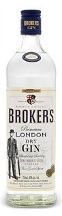 Broker's Gin London Dry 1.75l